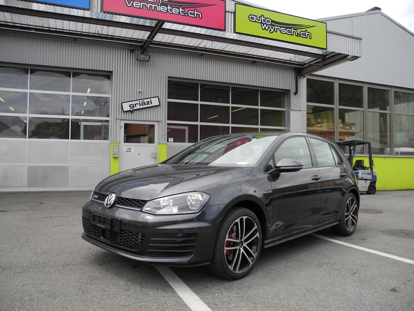 VW Golf 2.0 TDI GTD DSG (Kombi)