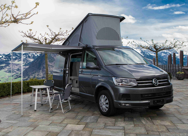auto wyrsch vw t6 california ocean edition dsg camper 1. Black Bedroom Furniture Sets. Home Design Ideas
